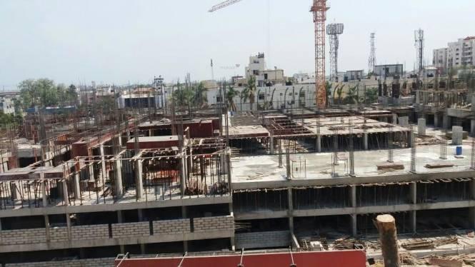 Appaswamy Trellis South Phase Construction Status