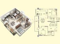Vaishnavi Vaishnavi Gardenia Layout Plan