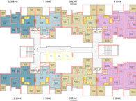 Mantra Insignia Layout Plan