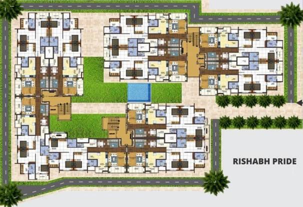 Rishabh Pride Site Plan