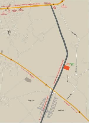 Sushma Joynest MOH 1 Location Plan