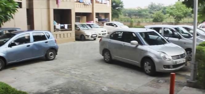 CGHS Akash Ganga Apartments Amenities