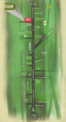 Sankla Satyam Shivam Sundaram Location Plan