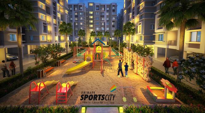 Unimark Sports City Amenities