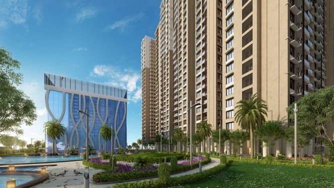Images for Elevation of Cybercity Marina Skies