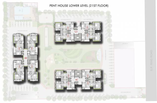 Sun Sky Park Cluster Plan