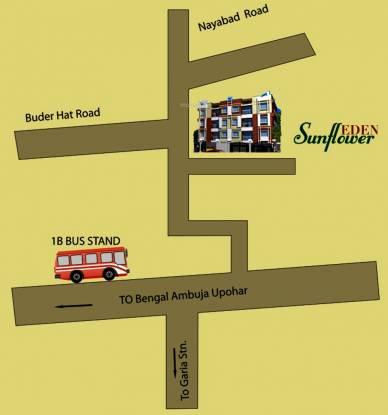 Eden Sunflower Location Plan