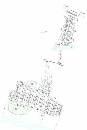 Sark Garden Villas Layout Plan