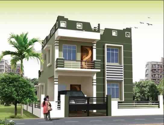 SRS Sai Krupa Residency Elevation