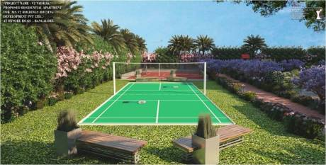 vaishak Badminton Court