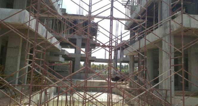 Indes Willow Park Construction Status