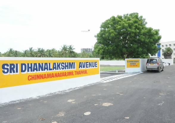 SK Sri Dhanalakshmi Avenue Elevation