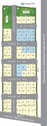 Chaitanya Golden Heaven Layout Plan