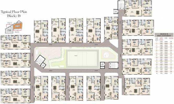 Himagiri Pottapus Hima Sai Srinidhim Cluster Plan