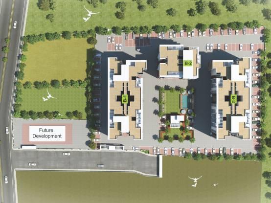 Prime Utsav Homes 3 Phase 1 Layout Plan