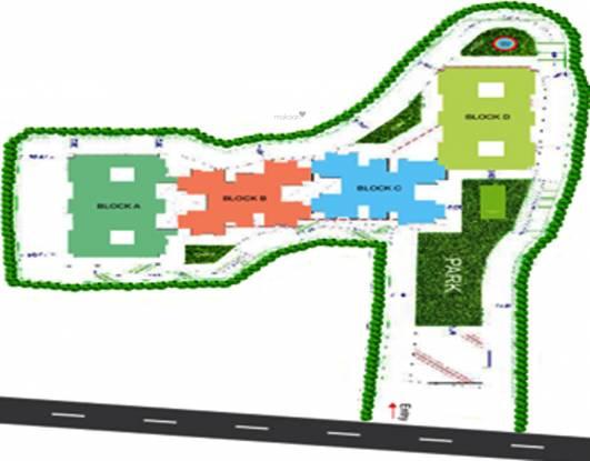 Windsor Windsor Court Layout Plan