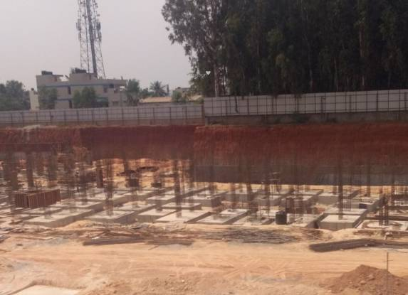 Arvind Skylands Construction Status