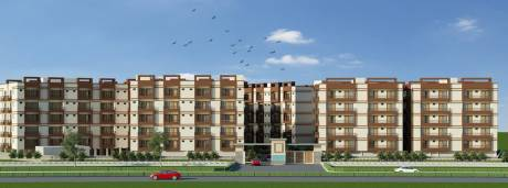 Satyam SBI Residency 11 Elevation