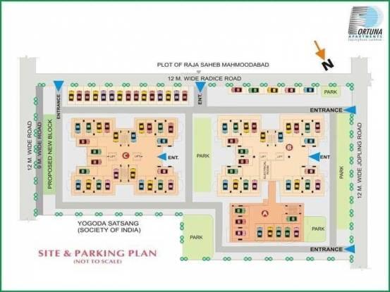 apartments Master Plan