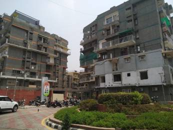 DDA Ganga Apartment Sector D Pocket 6 Elevation