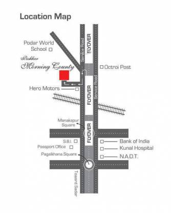 morning-county Location Plan