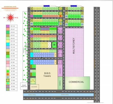 enclave Master Plan