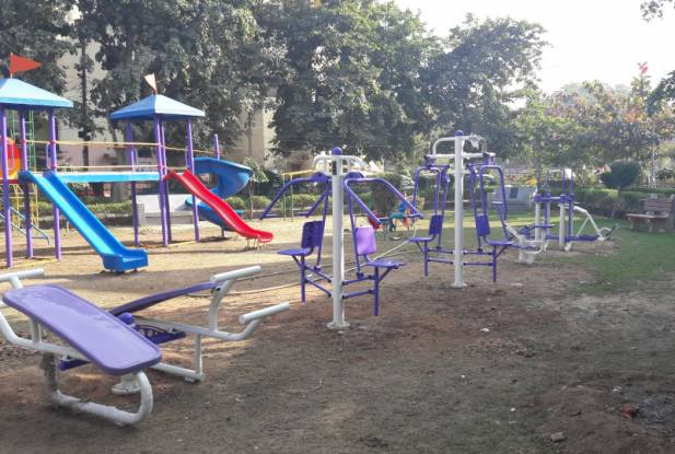 flats-hari-nagar Children's play area
