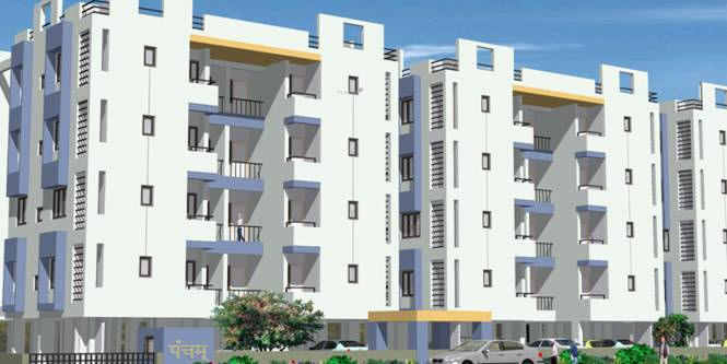 Sheladia Pancham Apartments Elevation