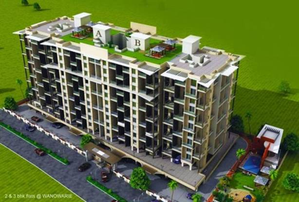 Images for Elevation of Vaishnavi Sai Royale