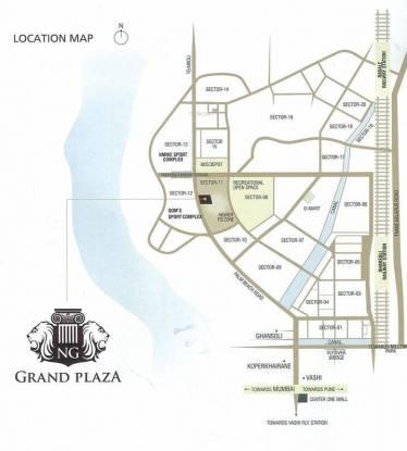 RNA NG Grand Plaza Phase II Location Plan