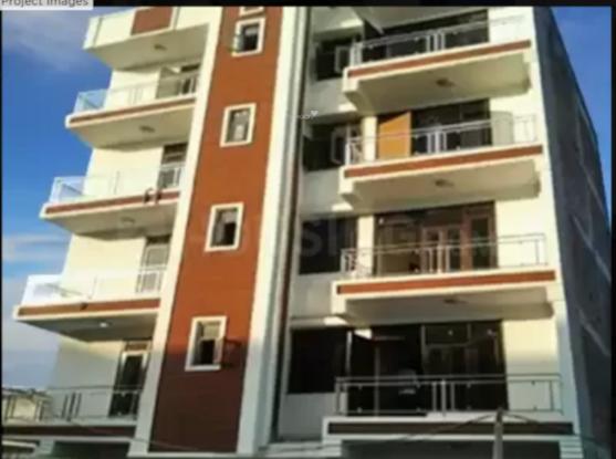 JSB Vashnav Apartment Elevation