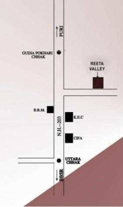 valley Location Plan