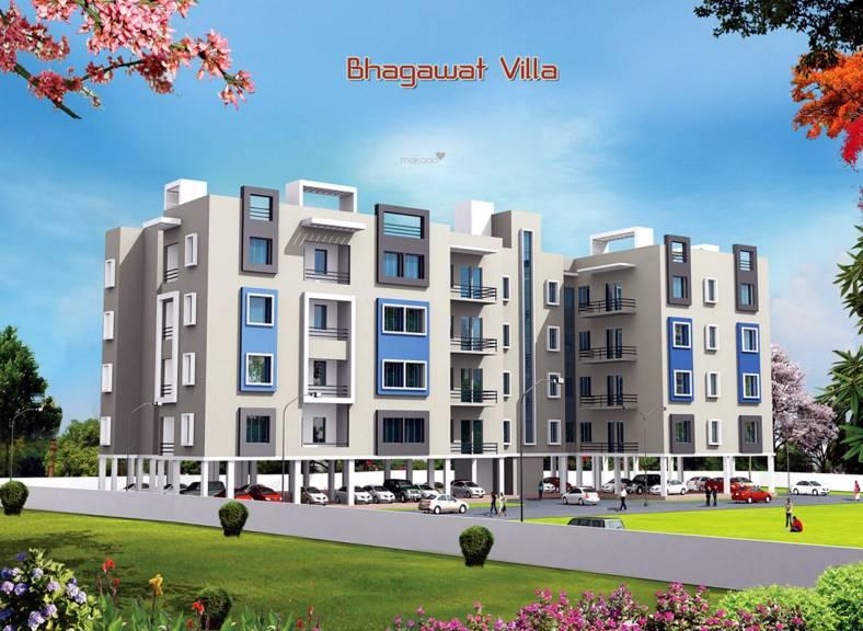 Penguin Bhagawat Villa Elevation