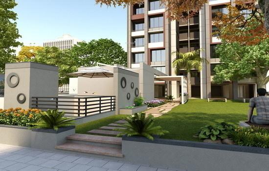 ratnaakar-4 Landscaped Gardens
