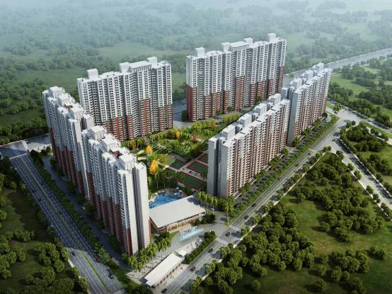 eureka-park Images for Elevation of TATA Eureka Park Phase 1