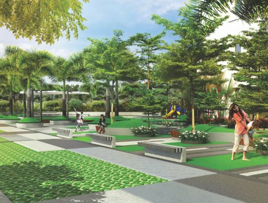 LEPL The Residences At Mid Valley City Amenities