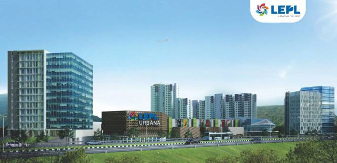 LEPL The Residences At Mid Valley City Elevation