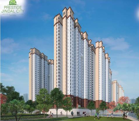 Images for Elevation of Prestige Jindal City