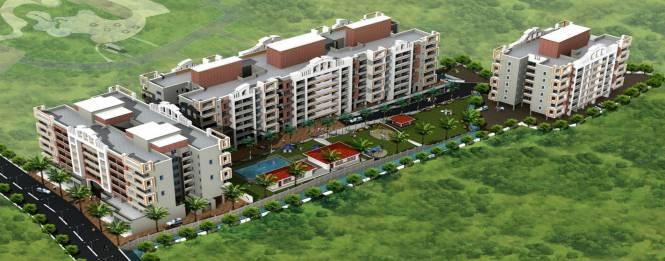 Raj Raj Ryle Residency Elevation