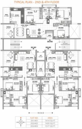 Gurumurty Jyoti Cluster Plan