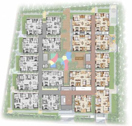 SLN Urbana Cluster Plan