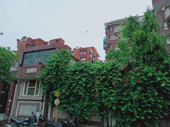 CGHS Maitri Apartments Elevation