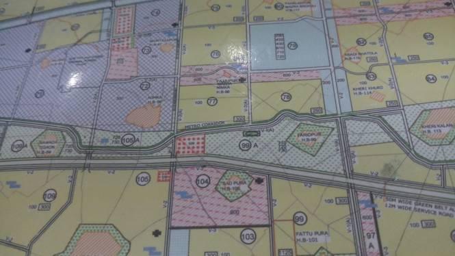 S R Daksh Modern City Layout Plan