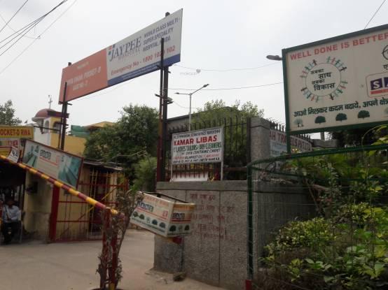 DDA Sarita Vihar Pocket D RWA Elevation