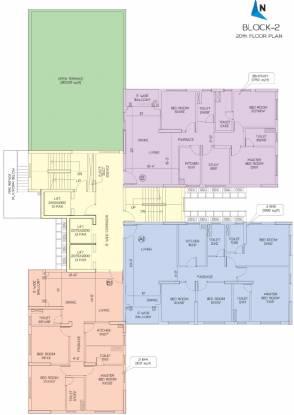 Mahadeo Om Skylark Cluster Plan