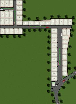 JB Valley Layout Plan