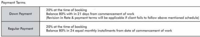 Sun Centrum Payment Plan