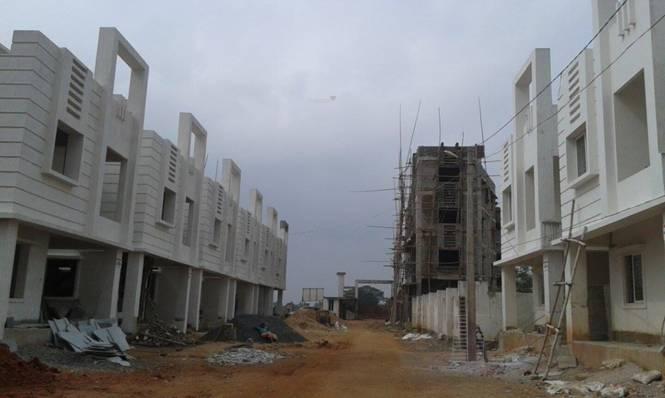 Dream Villa Construction Status