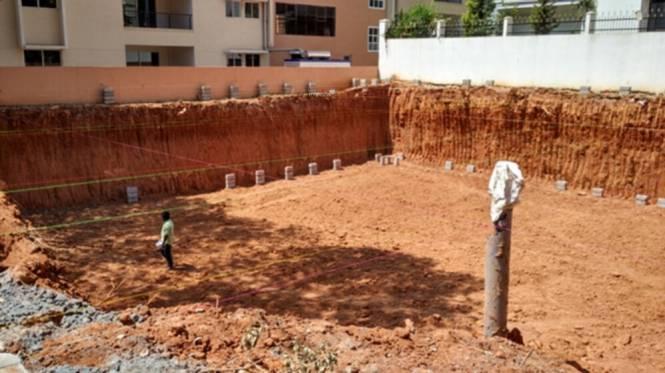 Mahabaleshwara Classique Ebony Construction Status