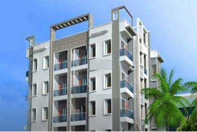 Triyash Om Apartments Bhawanipore Elevation